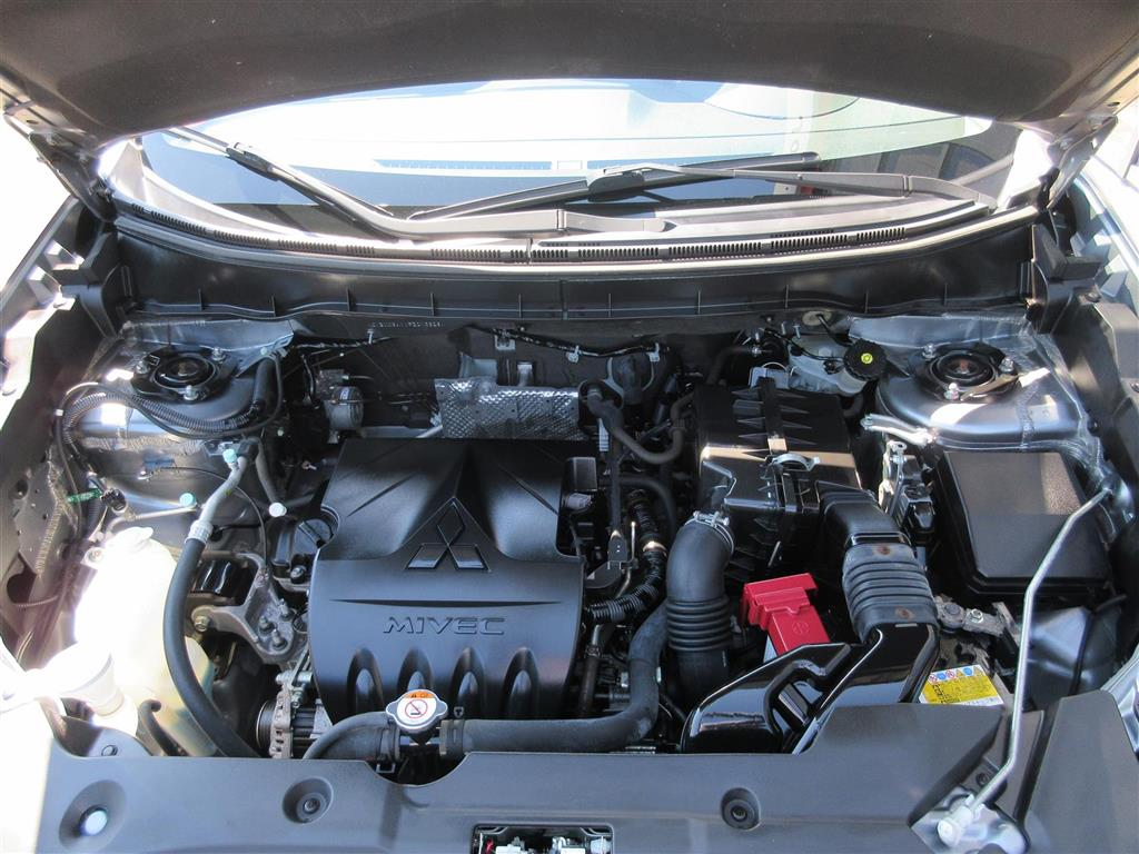 Mitsubishi ASX 1,6 Intense 2WD 117HK 5d