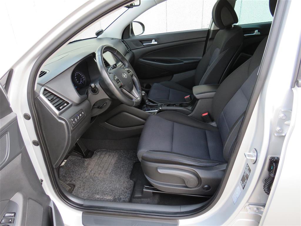 Hyundai Tucson 1,7 CRDi ISG Trend DCT 141HK 5d 7g Aut.
