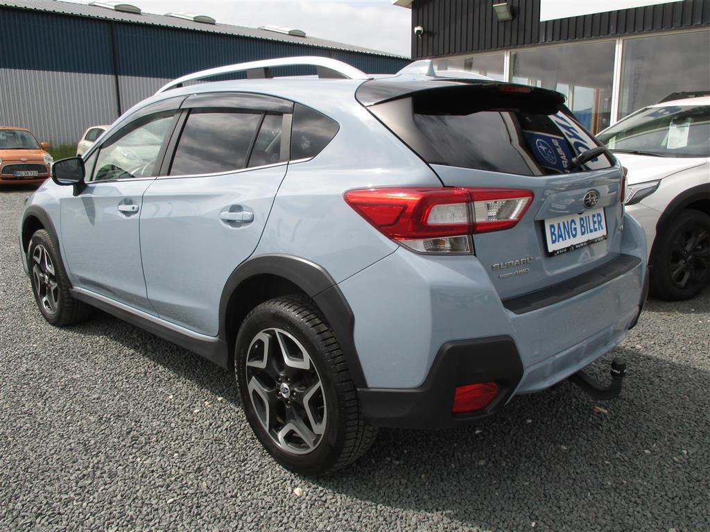 Subaru XV 2,0 Active AWD Lineartronic 156HK 5d 7g Aut.