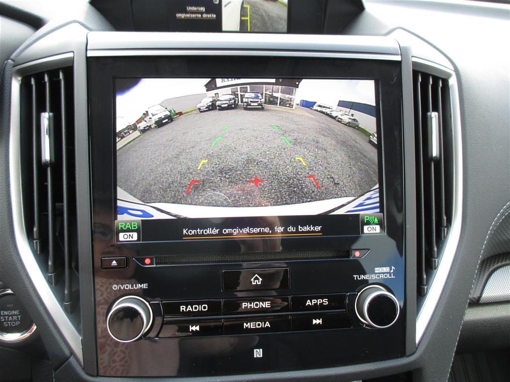 Subaru Forester 2,0 e-Boxer  Mild hybrid Active AWD Lineartronic 150HK 5d 6g Aut.