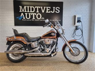 Harley Davidson FXSTC Softail Custom 1585 ccm Softail Custom 1585 ccm
