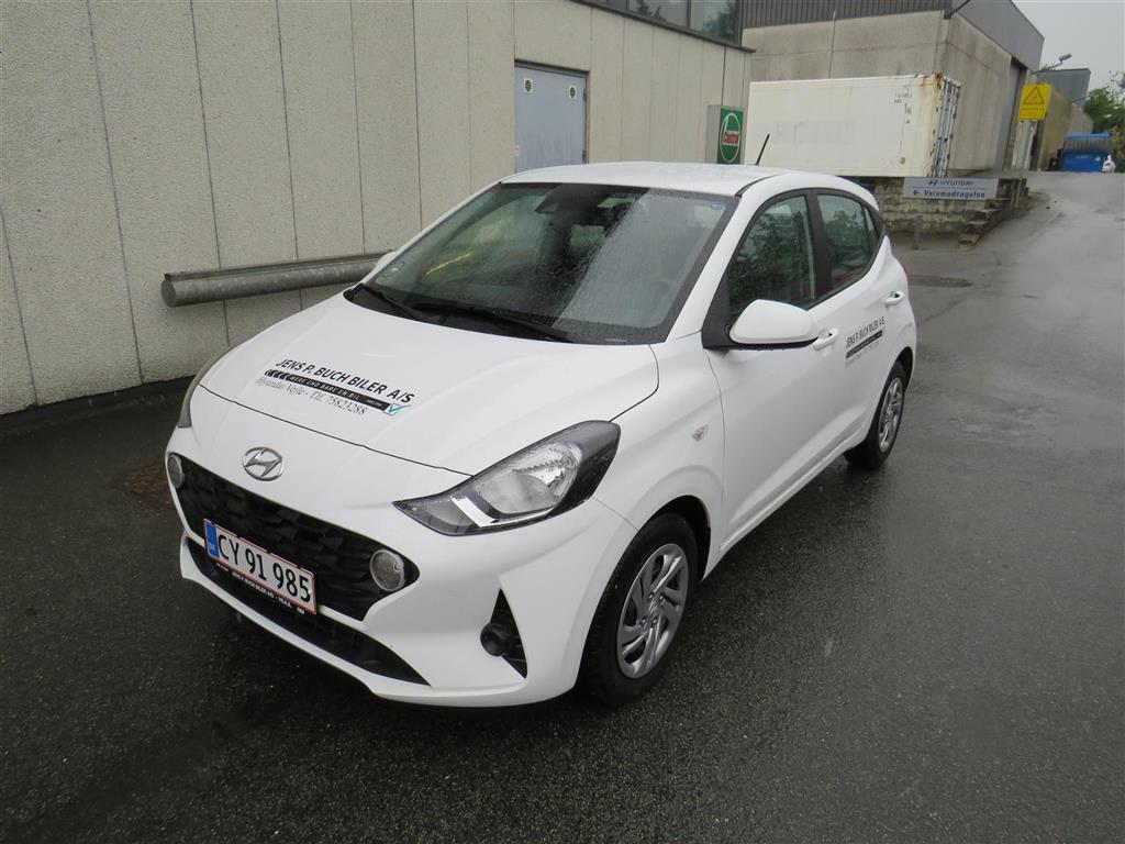 Hyundai i10 1,0 Advanced 67HK 5d