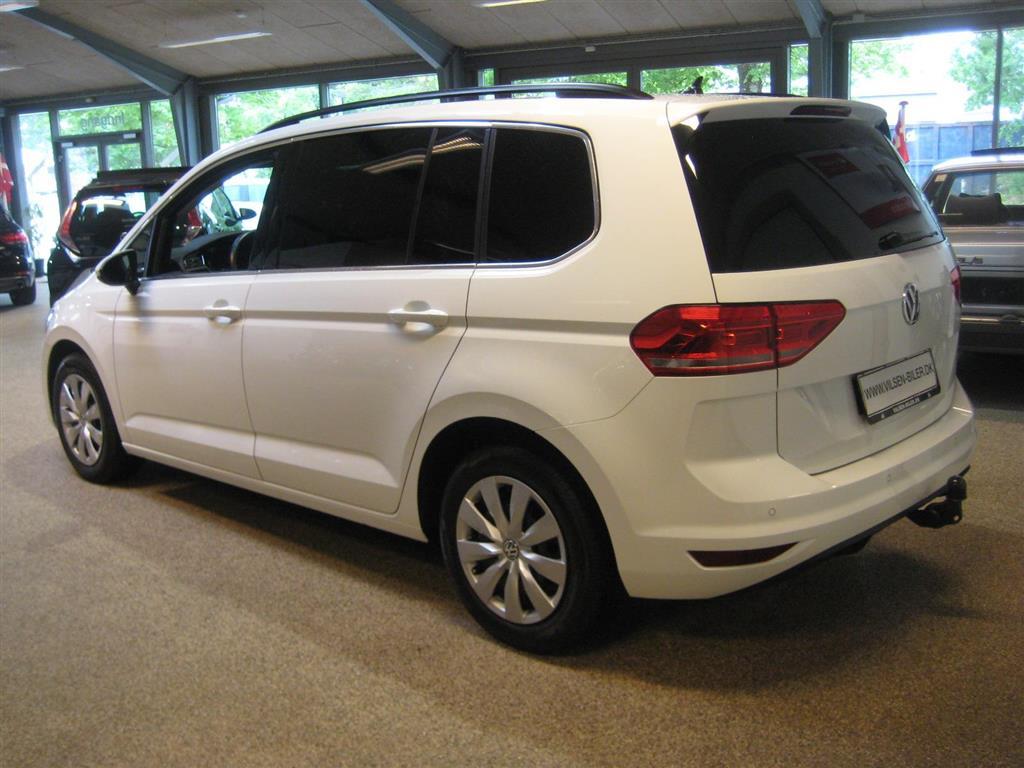 VW Touran 1,6 TDI SCR Comfortline DSG 115HK 7g Aut.