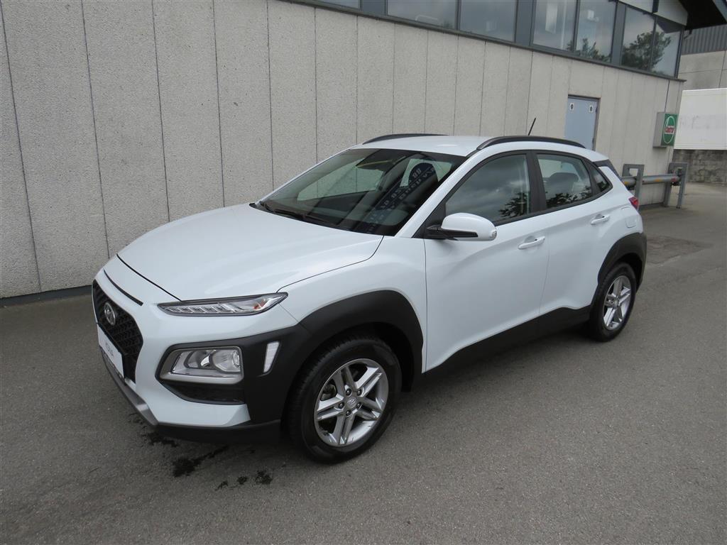 Hyundai Kona 1,0 T-GDI Value 120HK 5d 6g