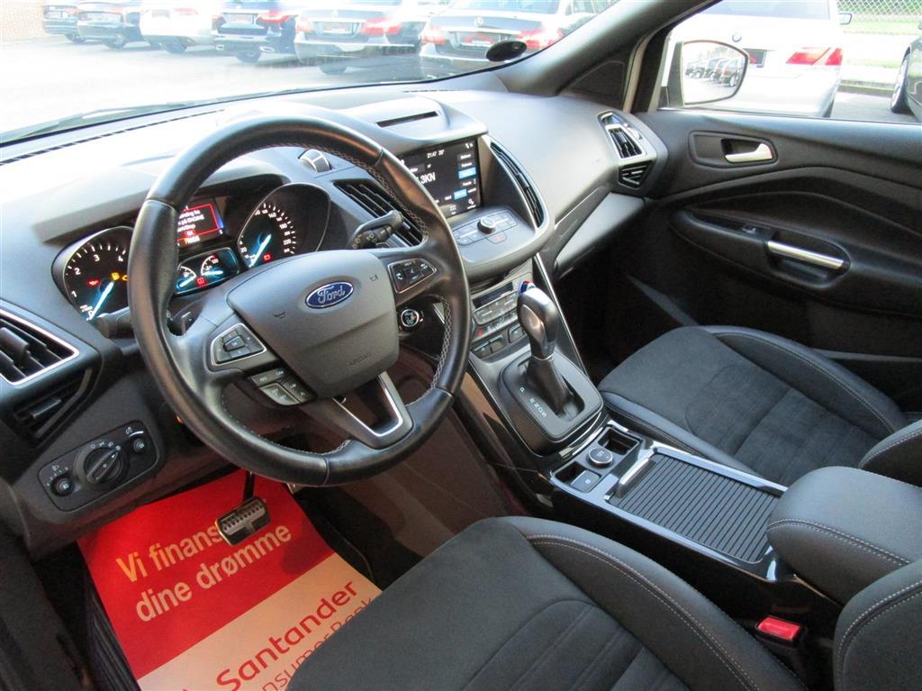 Ford Kuga 1,5 TDCi ST-Line 120HK 5d 6g Aut.