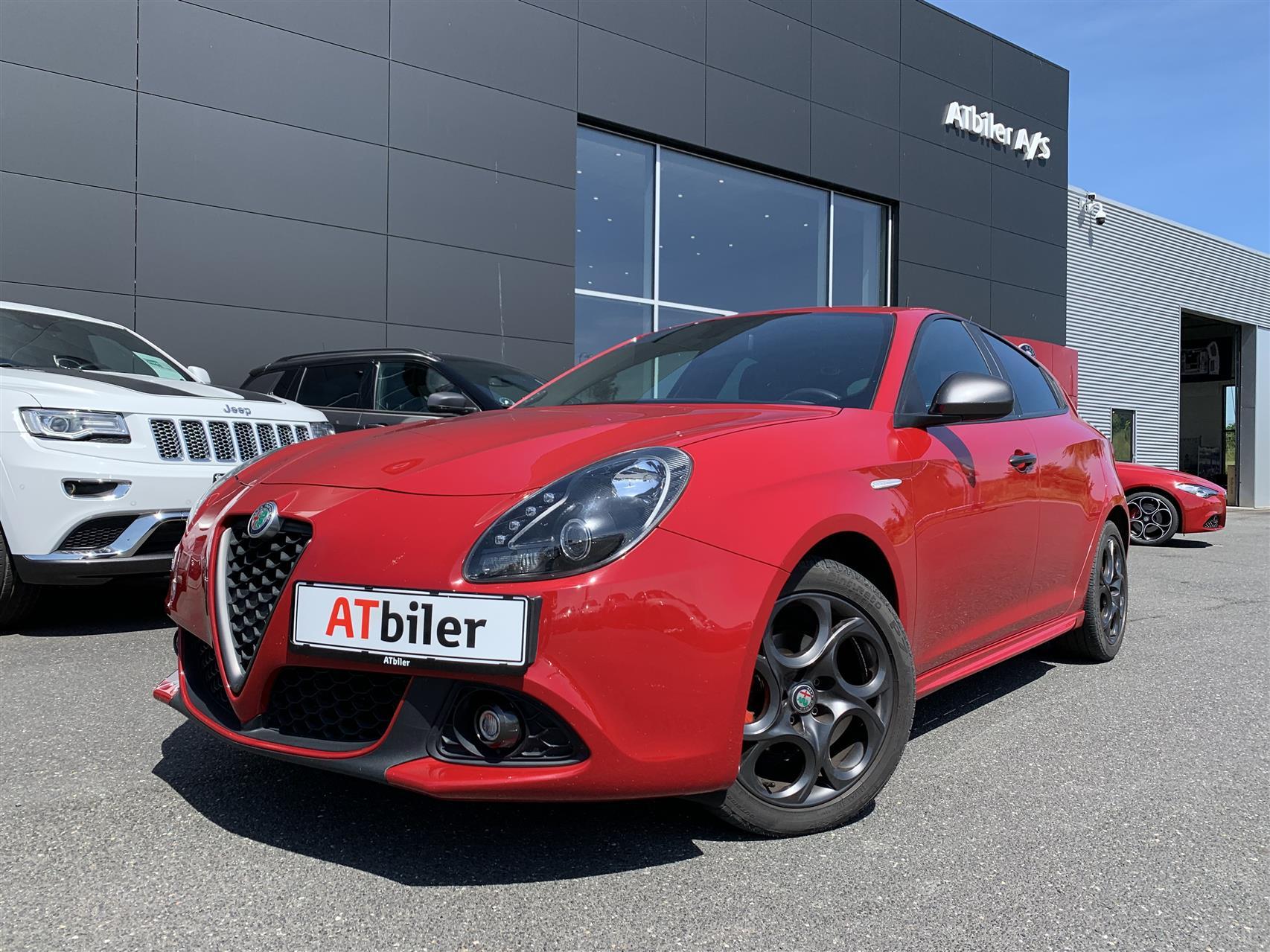 Billede af Alfa Romeo Giulietta 1,6 JTDM TCT Super 120HK 5d