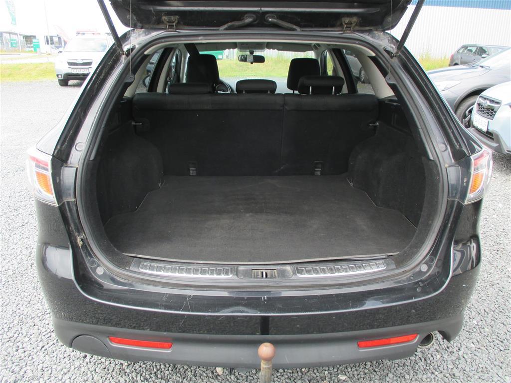Mazda 6 2,2 D 2,2 Advance Stationscar 129HK Stc