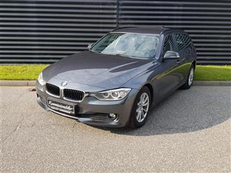 BMW 320d 2,0 D 184HK 8g Aut.
