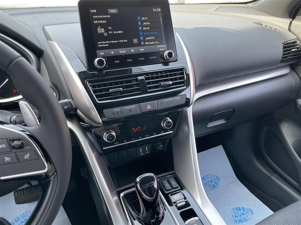 Mitsubishi Eclipse Cross 2,4 Plugin-hybrid Invite 4WD 188HK 5d Trinl. Gear