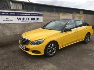 Mercedes-Benz E200 d 2,1 Bluetec 7G-Tronic Plus 136HK 7g Aut.