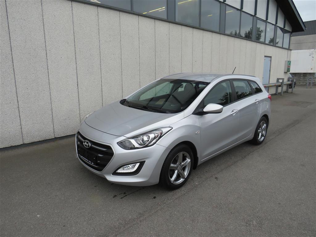 Hyundai i30 Cw 1,6 CRDi Life Plus 110HK Stc 6g
