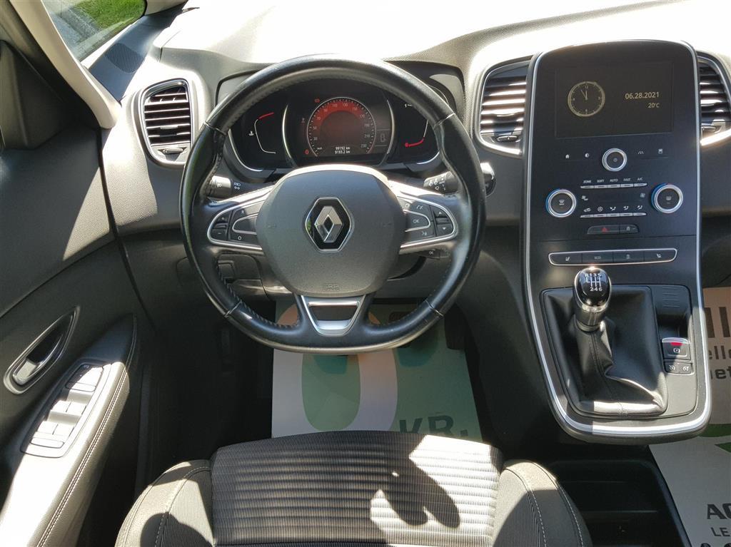 Renault Grand Scénic 1,5 Energy DCI Zen 110HK 6g