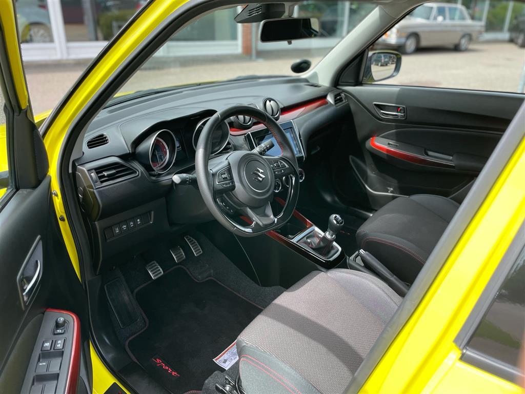 Suzuki Swift 1,4 Boosterjet Sport AEB 140HK 5d 6g