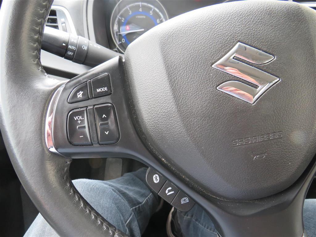 Suzuki Baleno 1,2 Dualjet 16V Active 90HK 5d