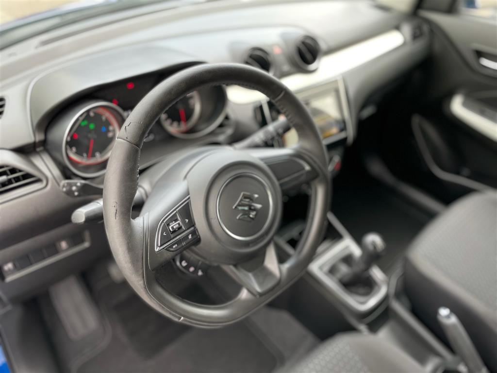 Suzuki Swift 1,0 Boosterjet Action Edition AEB 112HK 5d