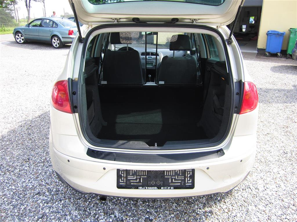 Seat Altea 1,9 TDI PD Stylance 105HK Van