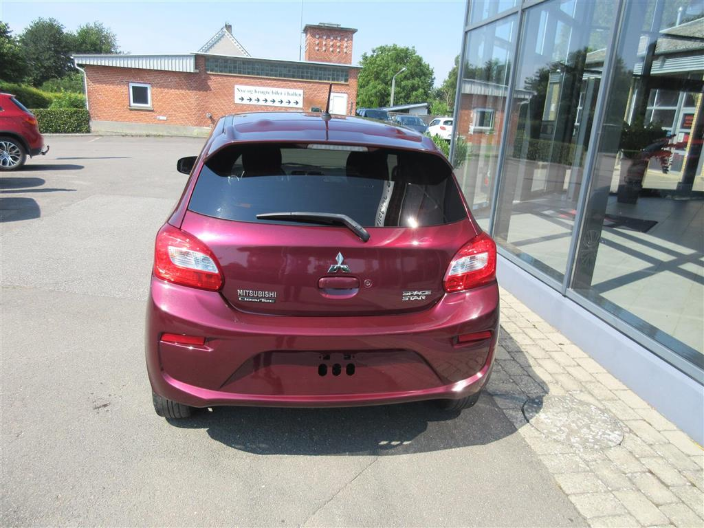 Mitsubishi Space Star 1,2 Instyle 80HK 5d