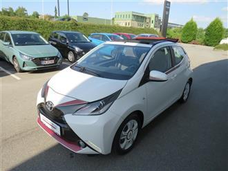 Toyota Aygo 1,0 VVT-I X-Sky 69HK 5d