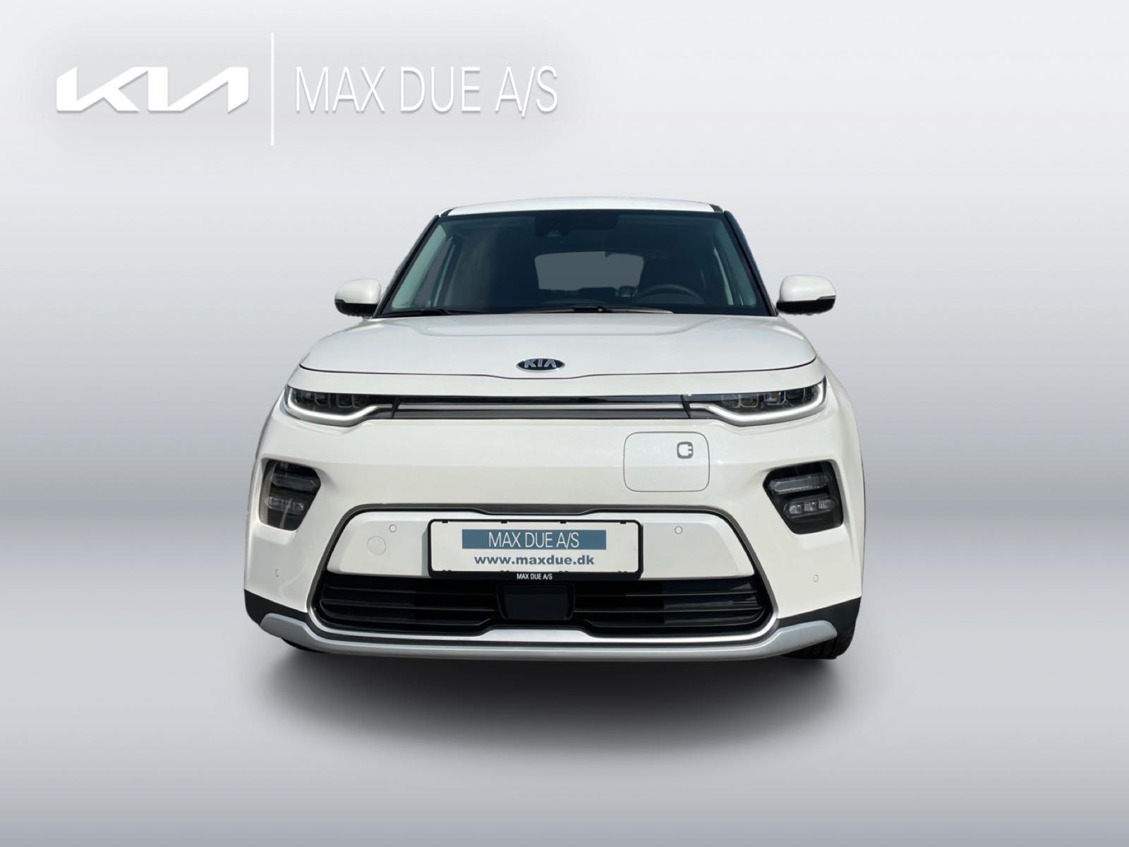 Billede af Kia e-Soul el 64 kWh Premium MY21 204HK 5d