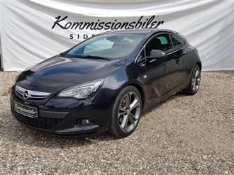 Opel Astra GTC 2,0 CDTI Sport Start/Stop 165HK 3d 6g