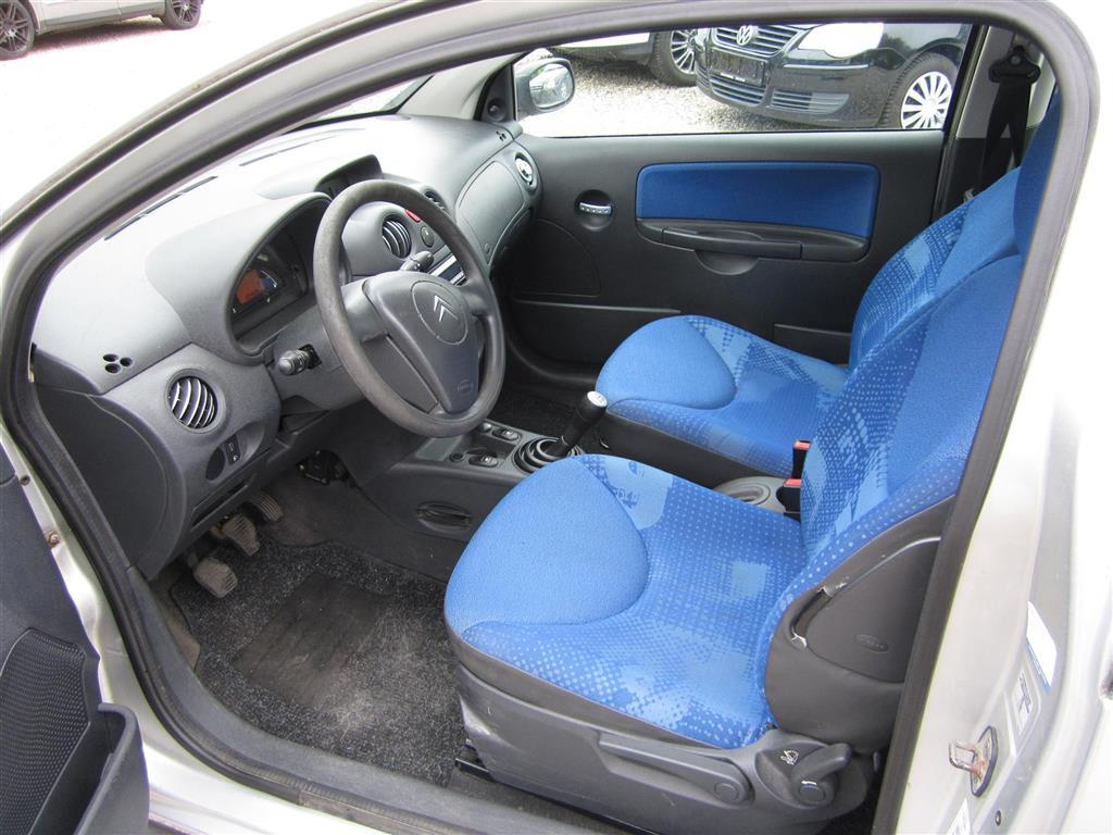 Citroën C2 1,4 Advance 75HK 3d