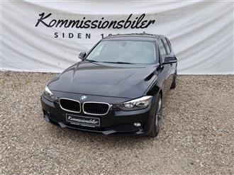 BMW 320d Touring 2,0 D Steptronic 184HK Stc 8g Aut.