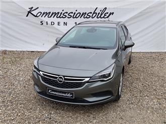 Opel Astra 1,6 CDTI Innovation 136HK 5d 6g