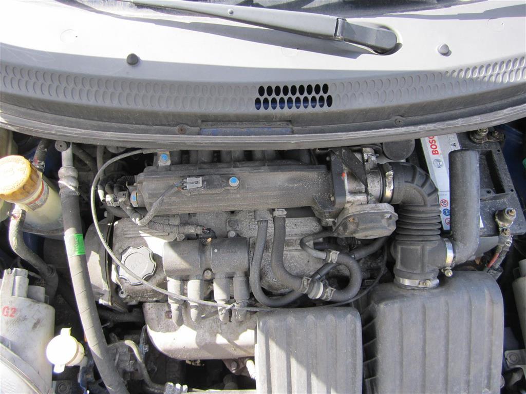 Daewoo Matiz 1,0 SE 64HK 5d