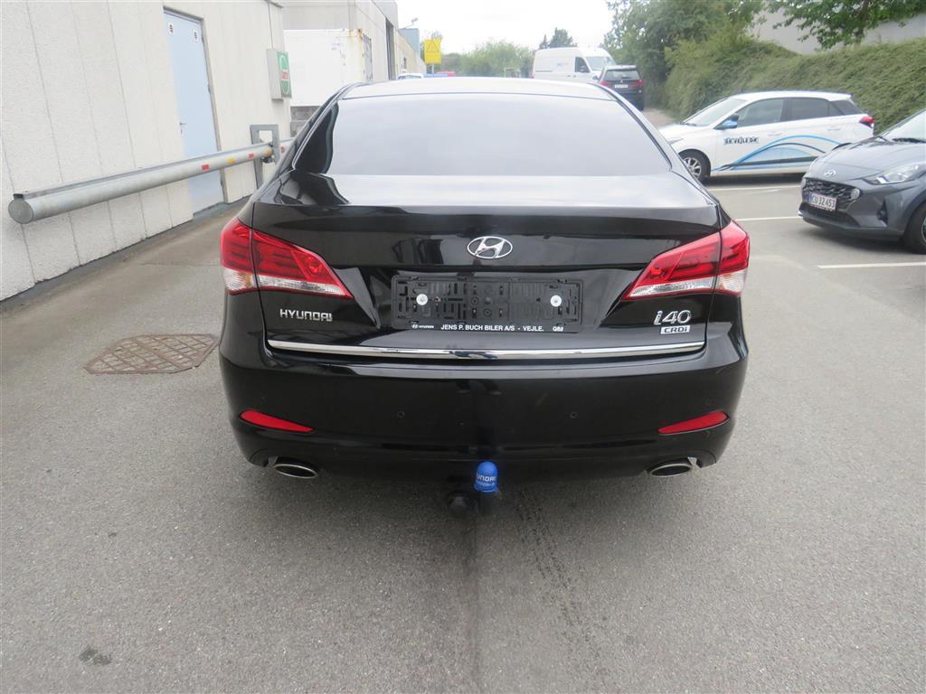 Hyundai i40 1,7 CRDi Trend ISG 115HK 6g