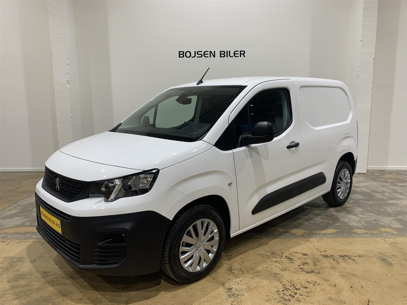 Billede af Peugeot Partner L1 V2 1,5 BlueHDi Plus 100HK Van