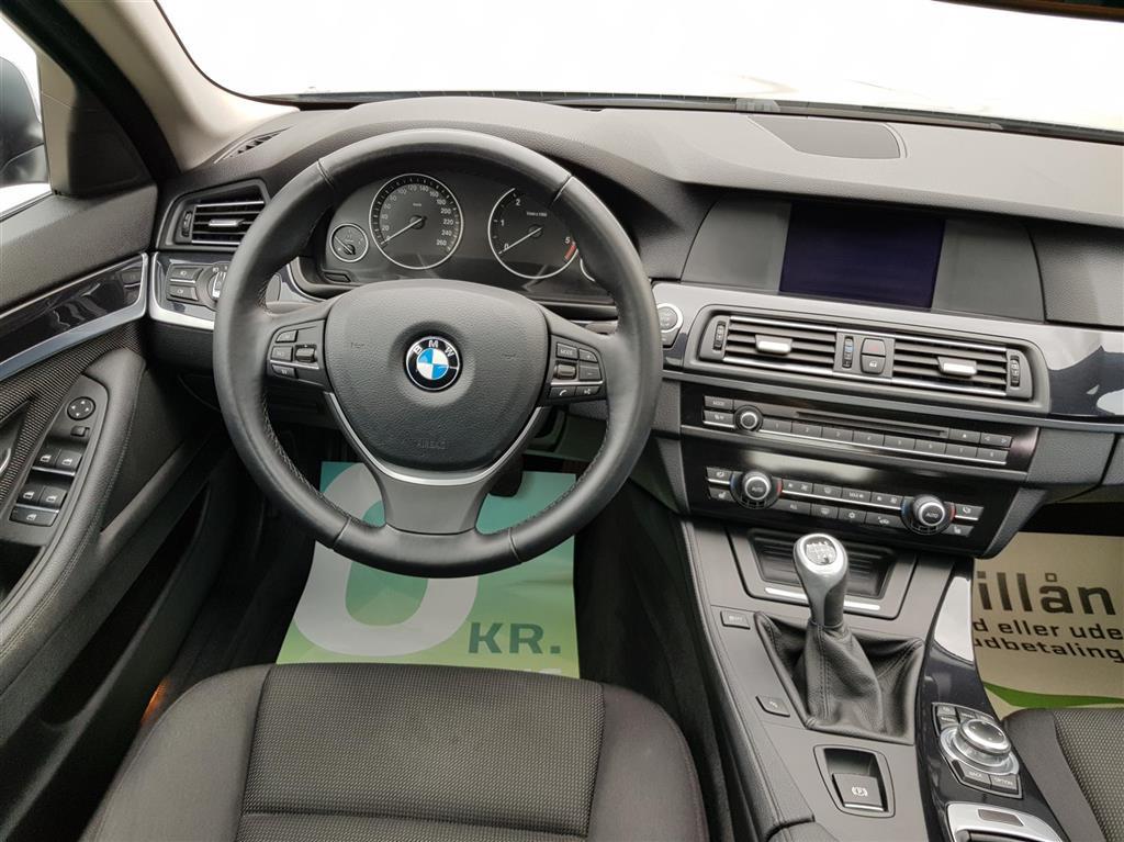 BMW 520d 2,0 D 184HK 6g