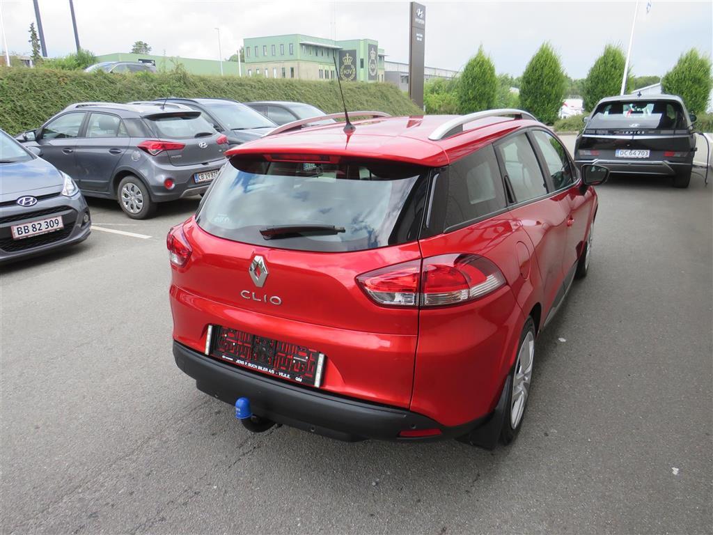 Renault Clio Sport Tourer 1,5 Energy DCI Zen 90HK Stc