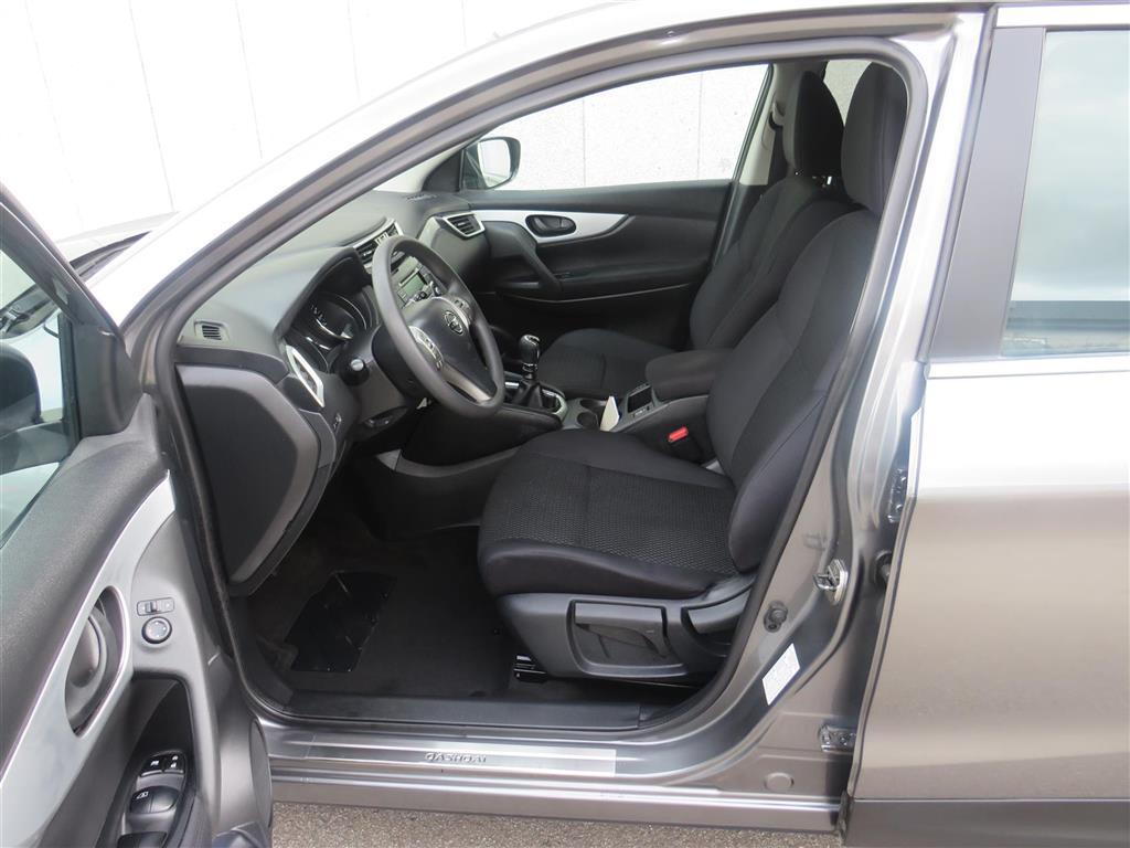 Nissan Qashqai 1,2 Dig-T Visia 115HK 5d 6g