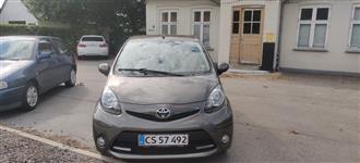 Toyota Aygo 1,0 VVT-I T2 Air+ 68HK 5d