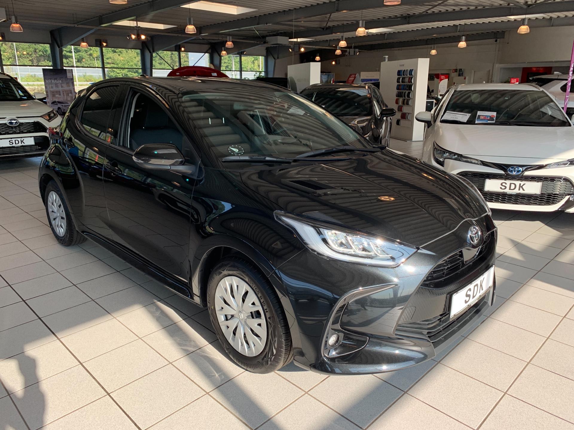Billede af Toyota Yaris 1,5 VVT-I T3 Smart 125HK 5d 6g