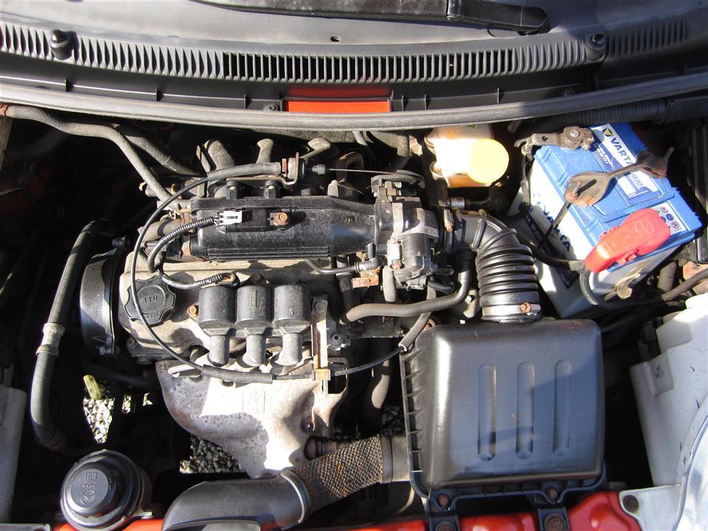 Chevrolet Matiz 0,8 51HK 5d