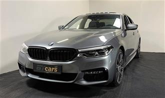 BMW 530d 3,0 D 265HK 8g Aut.