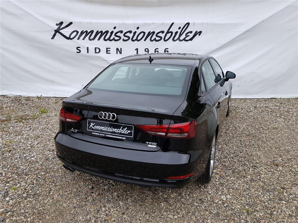 Audi A3 1,4 TFSI Ambiente 150HK 6g