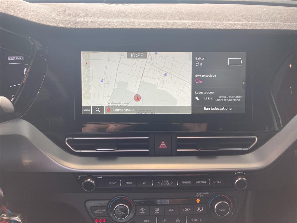 Kia Niro 1,6 GDI PHEV  Plugin-hybrid Advance DCT 141HK 5d 6g Aut.