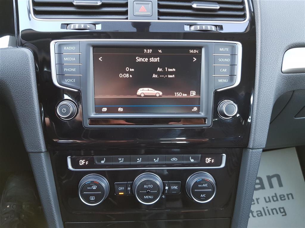 VW Golf Variant 1,4 TSI BMT Allstar 125HK Stc 6g
