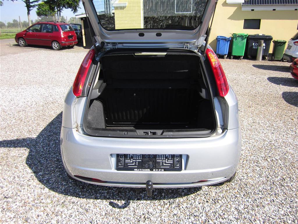 Fiat Grande Punto 1,2 Active 65HK 3d