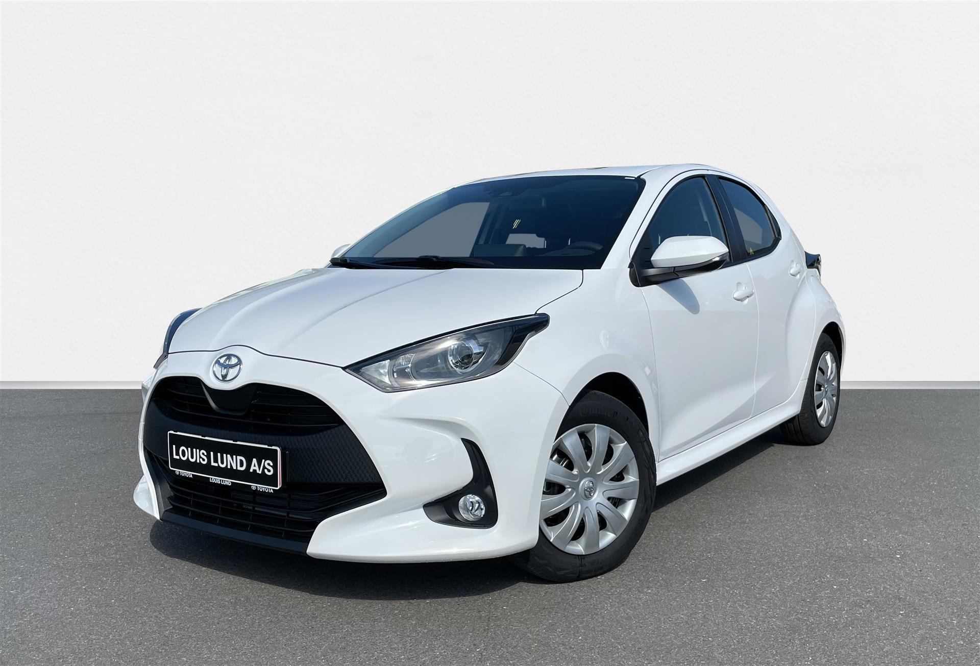 Billede af Toyota Yaris 1,0 VVT-I T3 72HK 5d