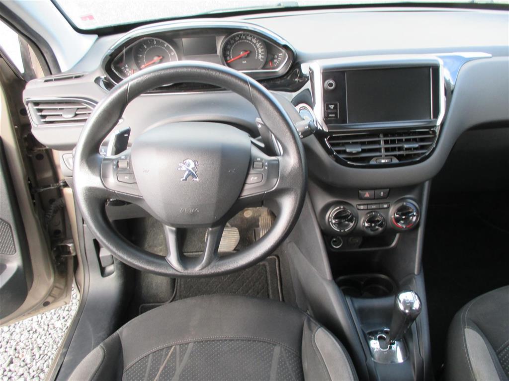 Peugeot 208 1,4 e-HDi Active ESG 68HK 5d Aut.