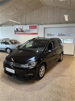 VW Touran 1,6 TDI SCR Comfortline 115HK 6g