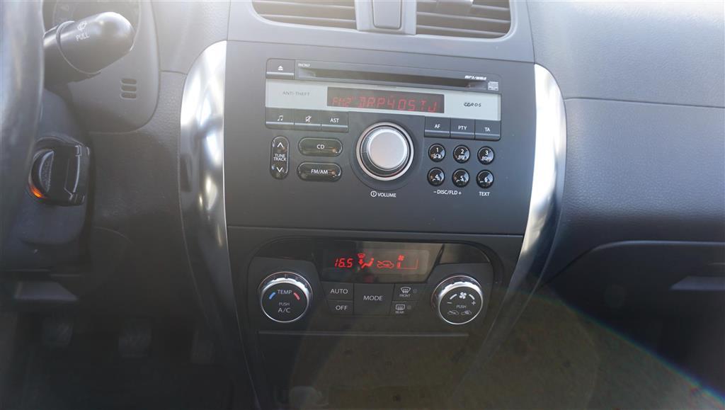 Suzuki SX4 1,6 Sedan 120HK