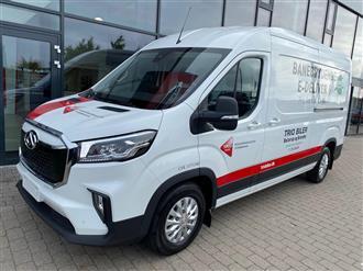 Maxus e-Deliver 9 L3H2 EL 204HK Van Trinl. Gear