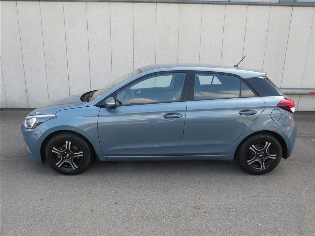 Hyundai i20 1,0 T-GDI Trend 100HK 5d