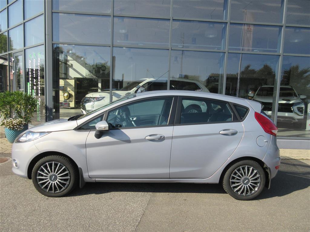 Ford Fiesta 1,2 Trend 82HK 5d