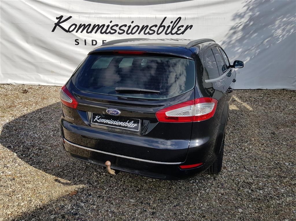 Ford Mondeo 2,0 TDCi Collection 140HK Stc 6g Aut.