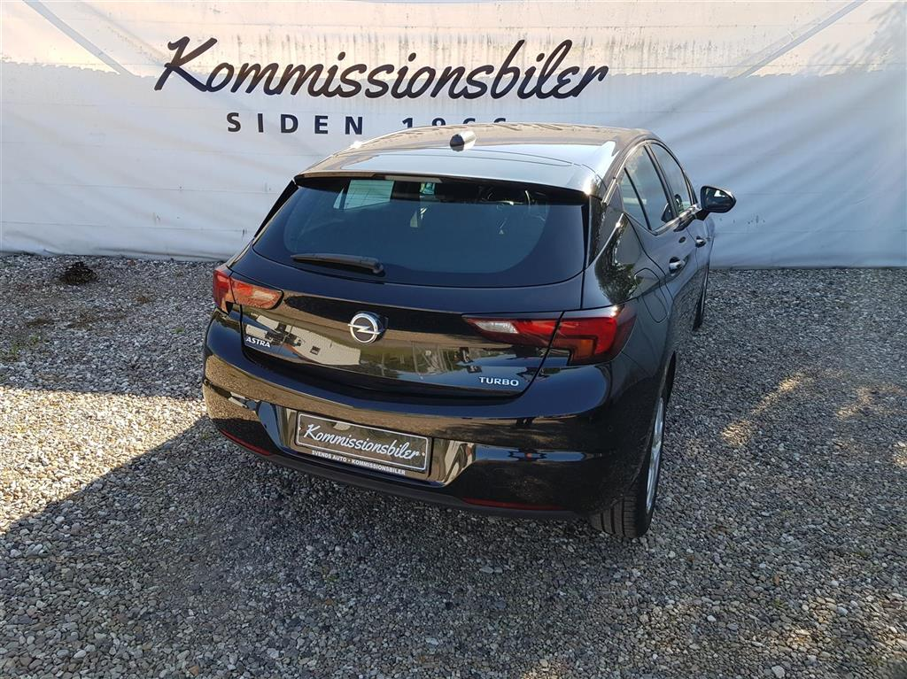 Opel Astra 1,4 Turbo Enjoy 125HK 5d 6g